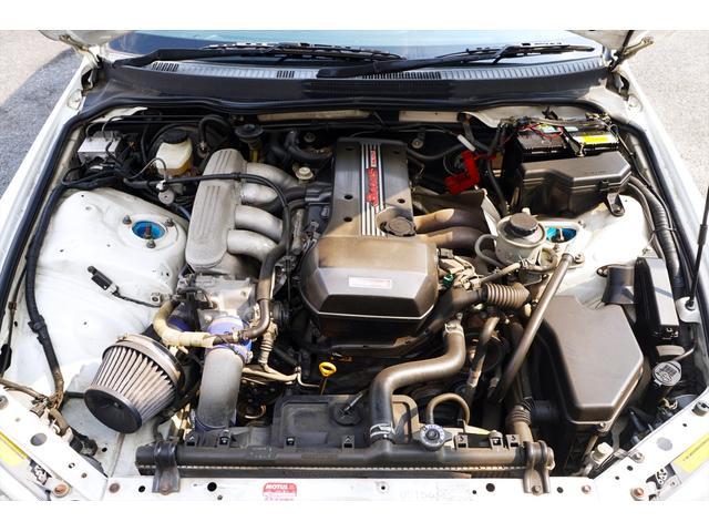 トヨタ アルテッツァ RS200 リミテッド 後期 ス-パ-チャ-ジャ- エアロ