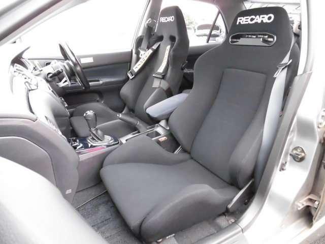 三菱 ランサー エボリューションVII GT-Aエアロ 車高調  マフラ-