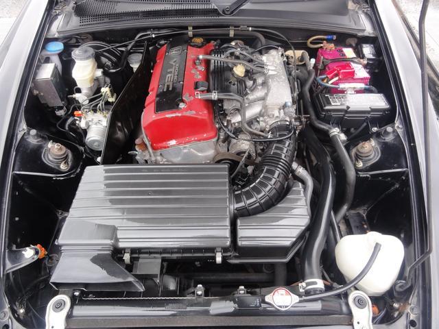 ホンダ S2000 ベースグレード 6速 マフラー Weds  外幌 オーディオ