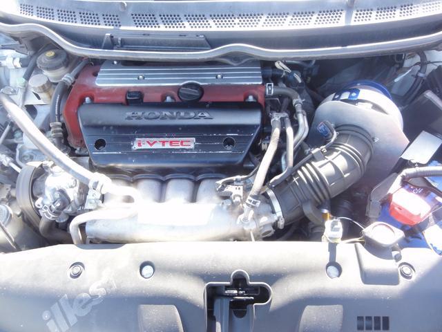 タイプR 車高調 マフラー 5ZIGEN18AW 追加メータ(17枚目)
