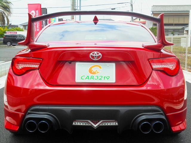 GT 車高調 RAYS19AW 柿本マフラー フルエアロ(3枚目)