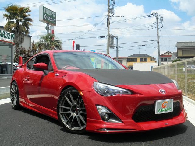 GT 車高調 RAYS19AW 柿本マフラー フルエアロ(6枚目)