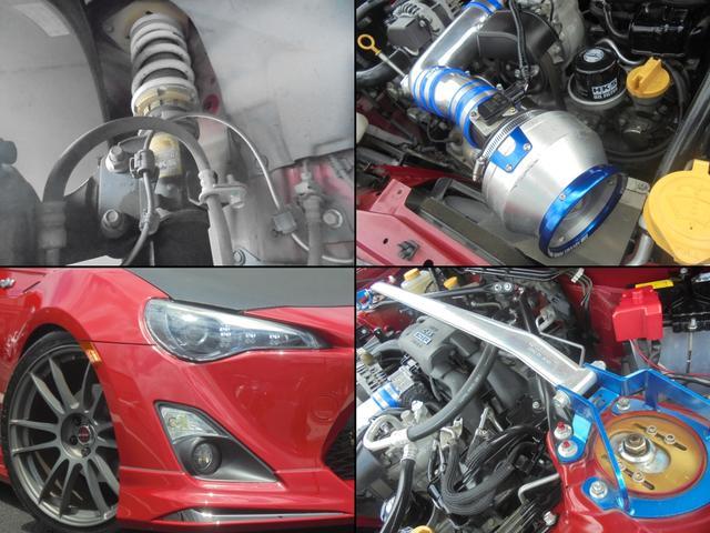GT 車高調 RAYS19AW 柿本マフラー フルエアロ(9枚目)