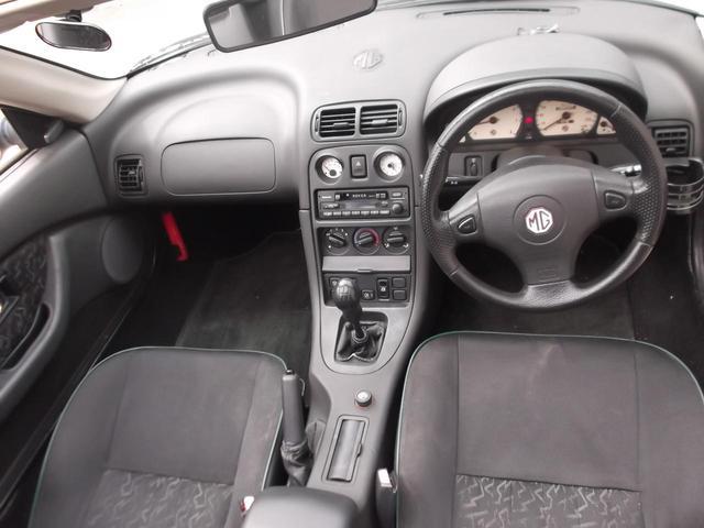 MG MGF 1.8i マニュアル車