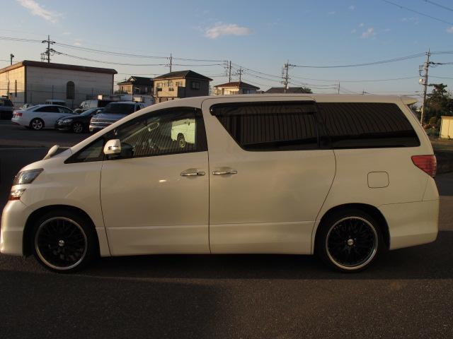 「トヨタ」「ヴェルファイア」「ミニバン・ワンボックス」「埼玉県」の中古車4