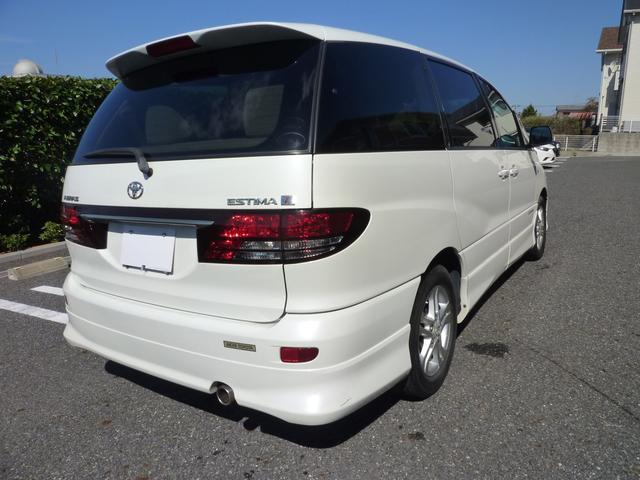 トヨタ エスティマT アエラス Gエディション両側電スラ買取車ETC付