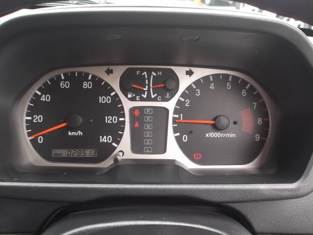 リミテッドエディションXR ワンオーナー キーレス 4WD(15枚目)