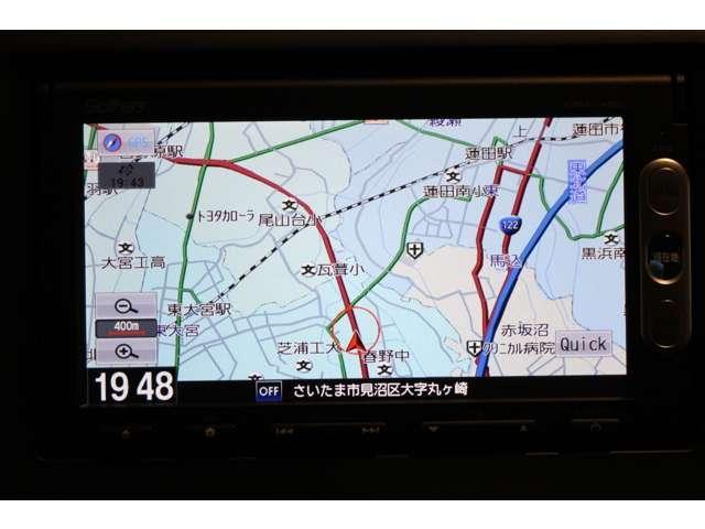 G・ターボパッケージ 純正ナビ Bカメラ CTBA Bカメラ(3枚目)
