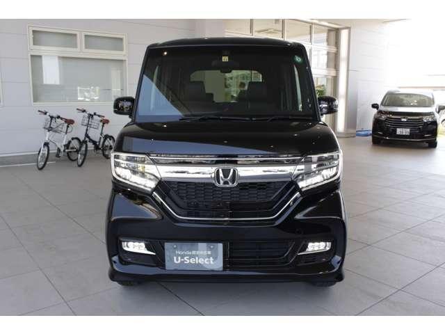 G・Lターボホンダセンシング 新車保証継承 ワンオーナー 当社下取り(4枚目)