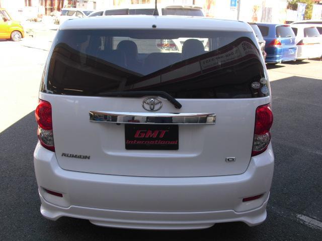 トヨタ カローラルミオン 1.5G ローダウン 社外アルミ HDDナビ スマートキー