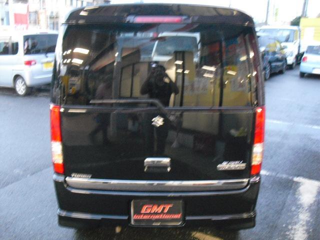 スズキ エブリイワゴン PZターボスペシャル 両側自動ドア ETC ワンオーナー