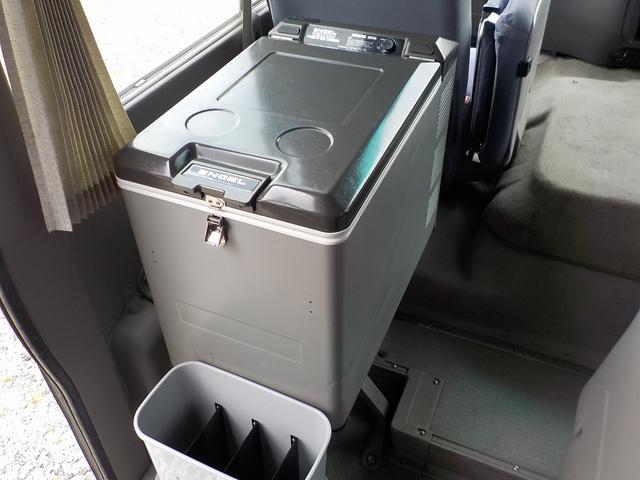トヨタ コースター ロングGXターボ 観音ドア オートマ 冷蔵庫