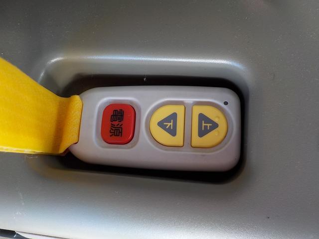 福祉車両 スローパー 電動ウィンチ ナビ ターボ 4AT(14枚目)