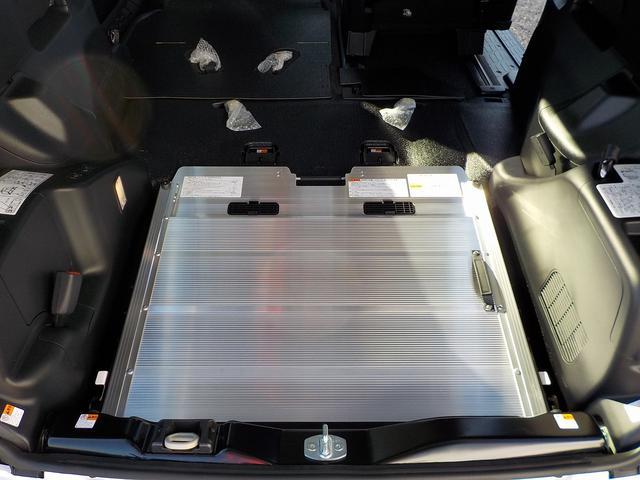福祉車両 スロープタイプI 車いす2脚 電動ウィンチ TSS(14枚目)