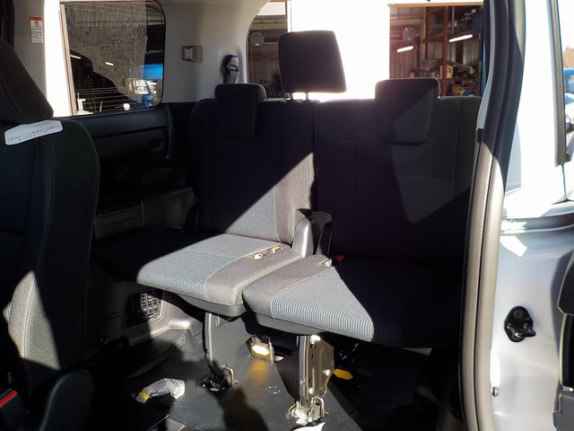 福祉車両 スロープタイプI 車いす2脚 電動ウィンチ TSS(17枚目)