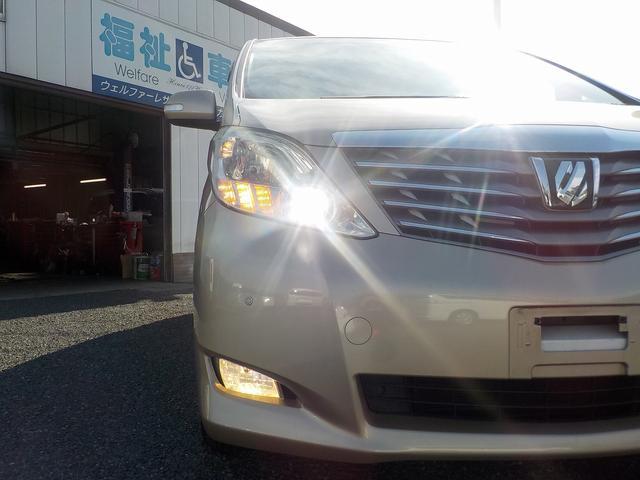 福祉車両 全自動サイドリフト ナビ Bカメラ ETC(11枚目)