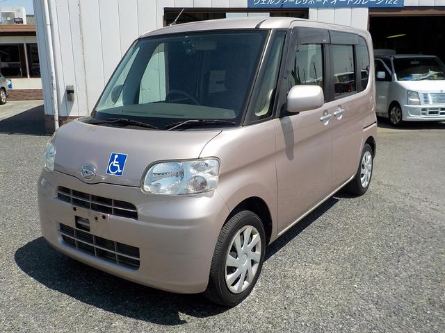 福祉車両 スローパー 後席あり4人乗り 電動固定装置(2枚目)