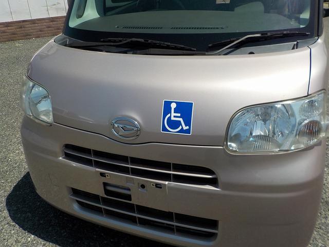福祉車両 スローパー 後席あり4人乗り 電動固定装置(10枚目)