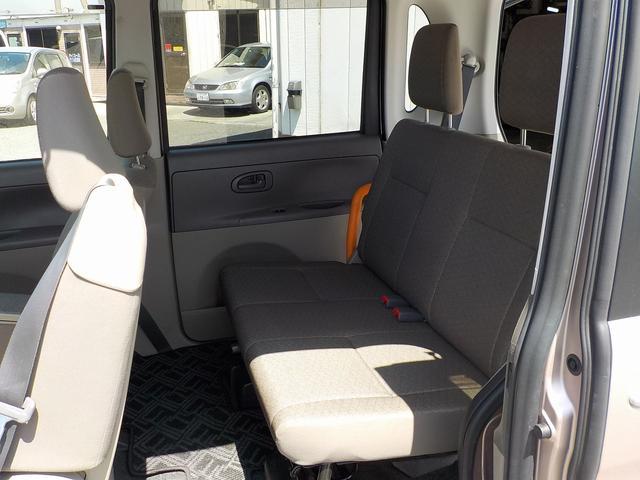 福祉車両 スローパー 後席あり4人乗り 電動固定装置(17枚目)