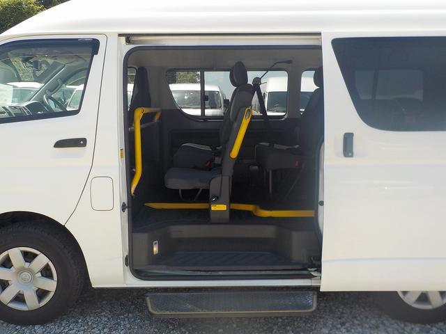 福祉車両 Cタイプ 車いす1脚仕様 自動ドア 純正Bカメラ(17枚目)