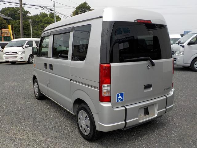 福祉車両 スロープ ウィンチ 電動固定 走行0.7万km(5枚目)