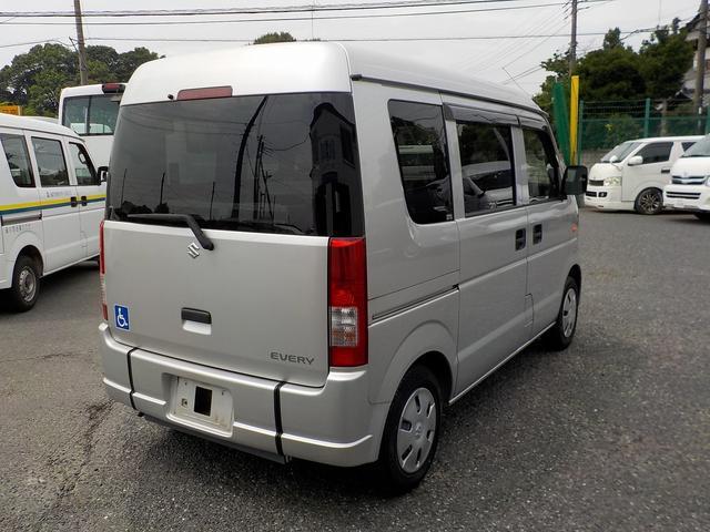 福祉車両 スロープ ウィンチ 電動固定 走行0.7万km(7枚目)