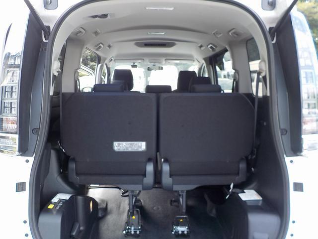 福祉車両 スロープタイプII 8人 両側自ドア インテリキー(19枚目)