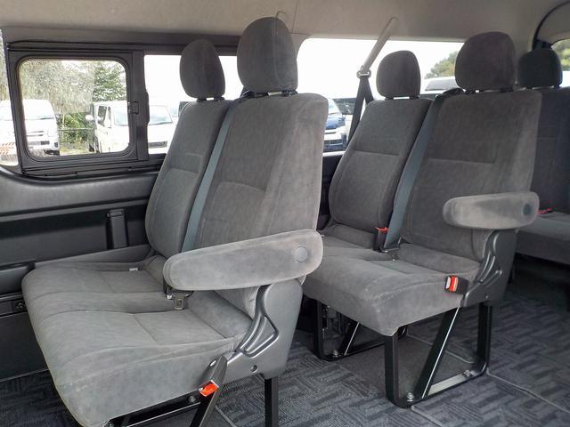 GL 4WD 寒冷地仕様 10人乗り 自動ドア ナビBカメラ(17枚目)