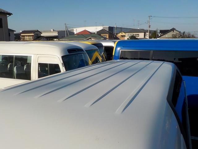 福祉車両 車いす2脚 自動ドア ルーフサイドウィンドゥ(12枚目)