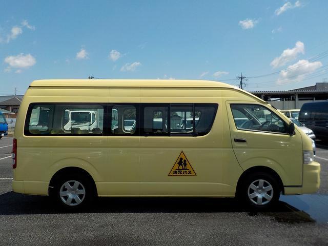 幼児バス 大人3名幼児24名 ナビBカメラ 幼児シートベルト(9枚目)