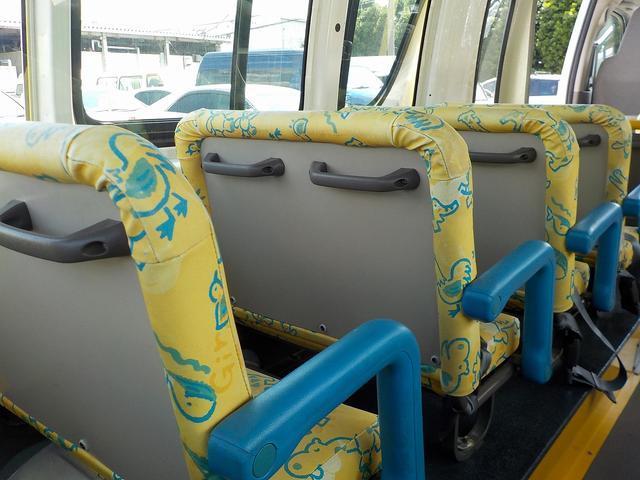 幼児バス 大人3名幼児24名 ナビBカメラ 幼児シートベルト(25枚目)
