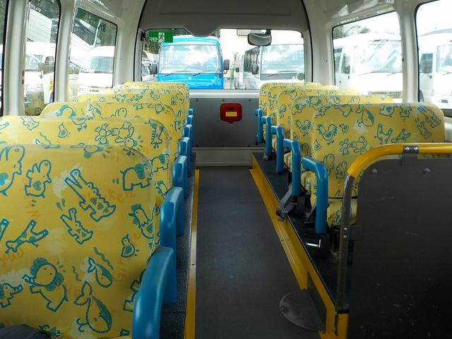 幼児バス 大人3名幼児24名 ナビBカメラ 幼児シートベルト(48枚目)