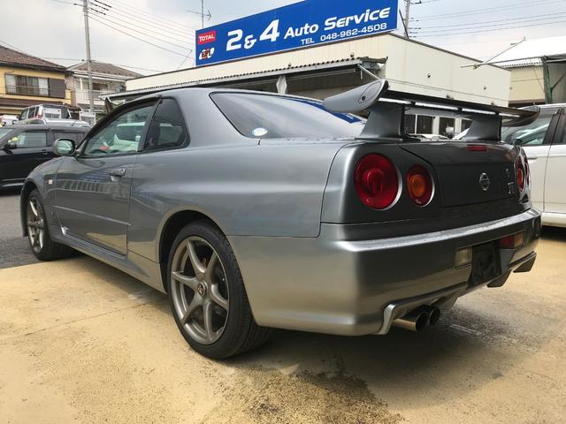GT-R 6速マニュアル ETC ブレンボブレーキ 18AW(5枚目)