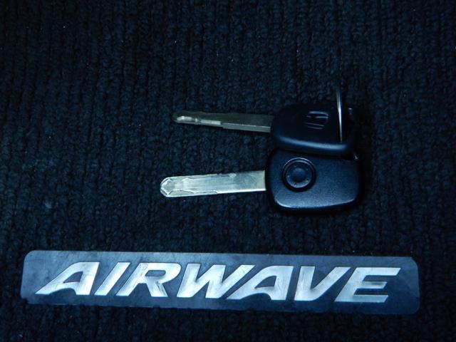 ホンダ エアウェイブ Lスカイルーフ社外HDDナビDVD音楽録音ETC純エアロAW