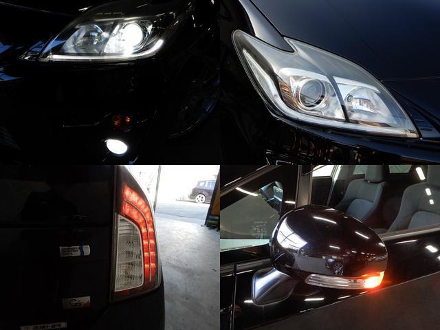 とっても明るいプロジェクター式HIDヘッドライト☆フォグランプも付いておりますので、夜間や悪天候時も視界良好です♪