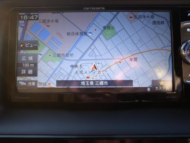 カロッツェリア 地デジフルセグTVナビゲーション Bluetooth DVD再生 CD録音 CD etc... 走行中もTV・ナビの操作視聴が可能です。※写真は参考です。