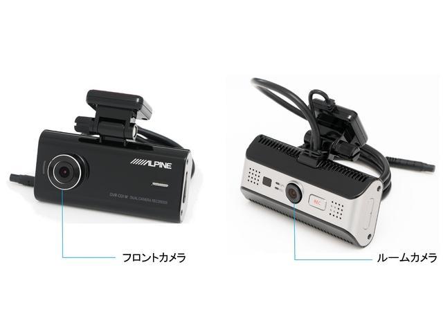 TX 7人 サンル-フ アルパインBIGX9型 カメラETC(4枚目)