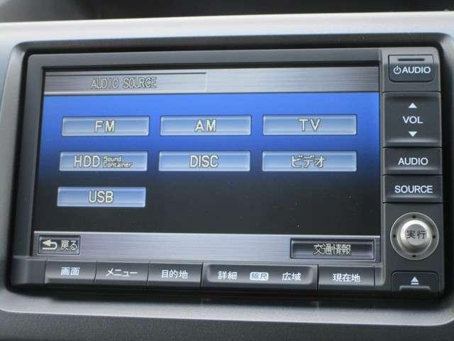 ホンダ ステップワゴンスパーダ Z HDDナビエディション 5STARSセレクション