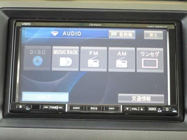 ホンダ ストリーム RSZ 純正HDDナビRカメラ ETC 1オーナー