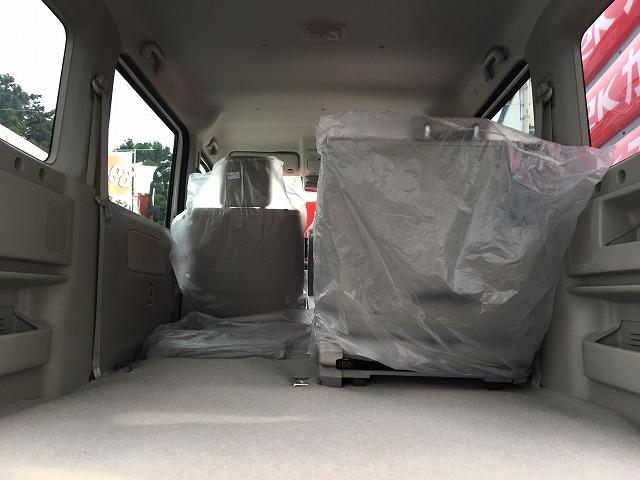 スズキ エブリイワゴン PZターボ レーダーブレーキサポート 届出済未使用車