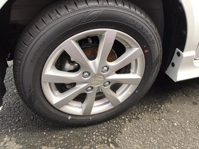 スズキ ワゴンR ハイブリッドFZ LEDヘッドランプ 届出済未使用車
