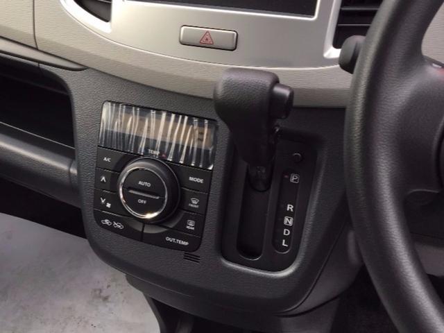 スズキ ワゴンR FX キーレス アイドリングストップ 届出済未使用車