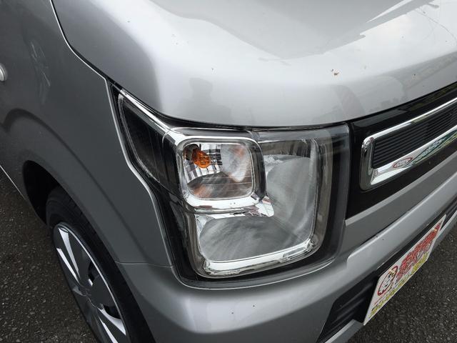 スズキ ワゴンR ハイブリッドFX アイドリングストップ 届出済未使用車