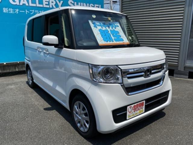 L 届出済み未使用車 ホンダセンシング スマートキー ステアリングリモコン LEDヘッドライト シートヒーター(3枚目)