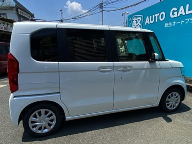 L 届出済み未使用車 ホンダセンシング スマートキー ステアリングリモコン LEDヘッドライト シートヒーター(4枚目)