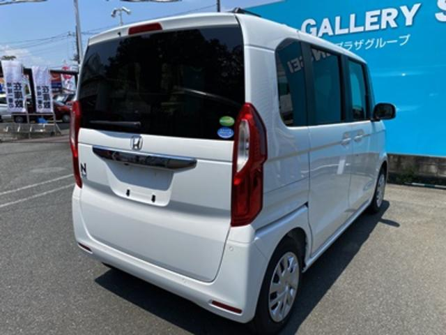 L 届出済み未使用車 ホンダセンシング スマートキー ステアリングリモコン LEDヘッドライト シートヒーター(8枚目)