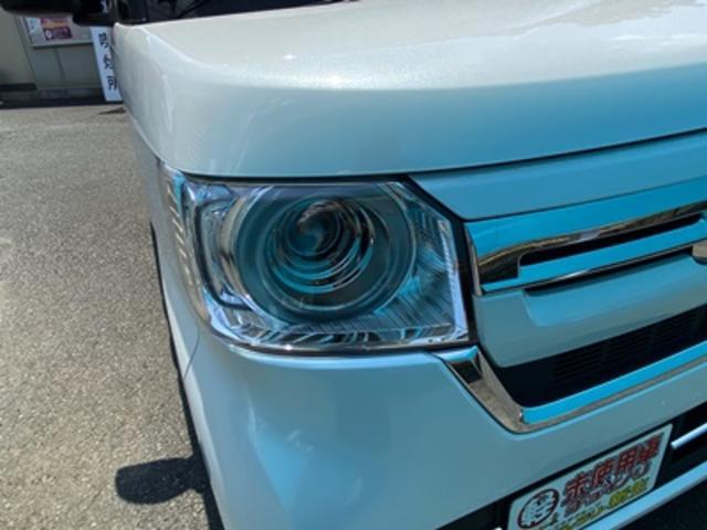 L 届出済み未使用車 ホンダセンシング スマートキー ステアリングリモコン LEDヘッドライト シートヒーター(9枚目)