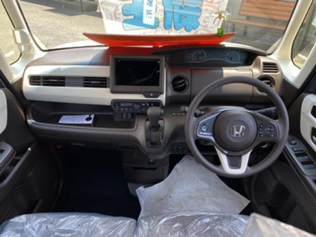 L 届出済み未使用車 ホンダセンシング スマートキー ステアリングリモコン LEDヘッドライト シートヒーター(15枚目)