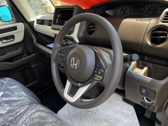 L 届出済み未使用車 ホンダセンシング スマートキー ステアリングリモコン LEDヘッドライト シートヒーター(19枚目)