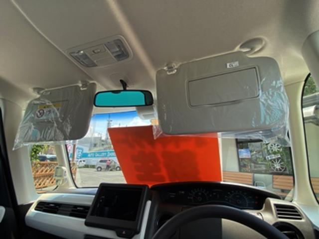 L 届出済み未使用車 ホンダセンシング スマートキー ステアリングリモコン LEDヘッドライト シートヒーター(44枚目)